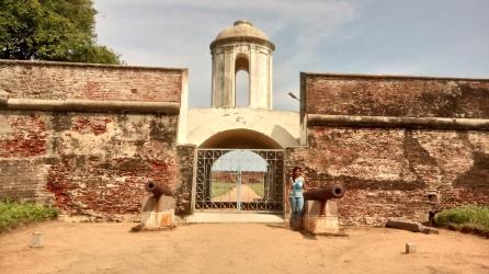 Sadras fort