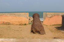 Canon and the sea
