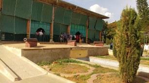 Tipu's summer palace