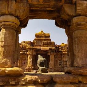 Temple built by Vikramaditya's queen