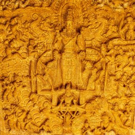 The chariot of Surya